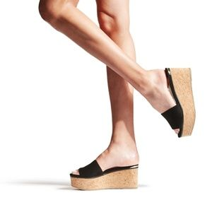 Authentic Jimmy Choo wedges